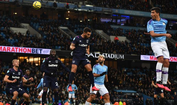 Манчестер Сити - Вест Хэм 2:0. Легко