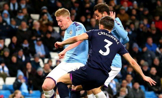 Манчестер Сити - Вест Хэм 2:0. Легко - изображение 1