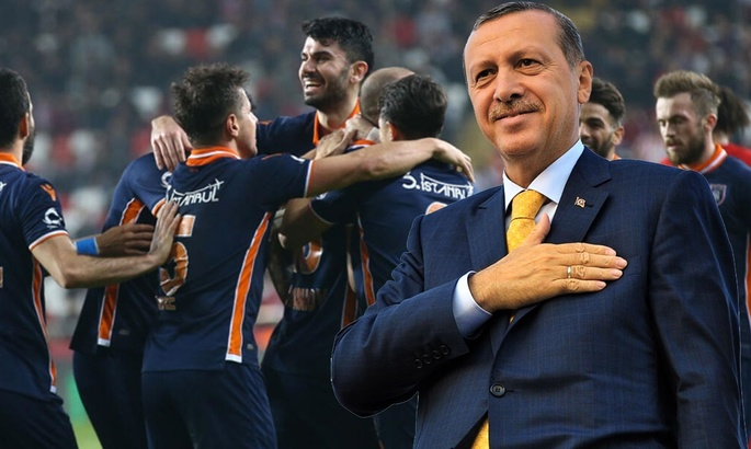 Футбол в політиці: як Реджеп Ердоган мстить фанатам, створюючи ще один гранд в Стамбулі