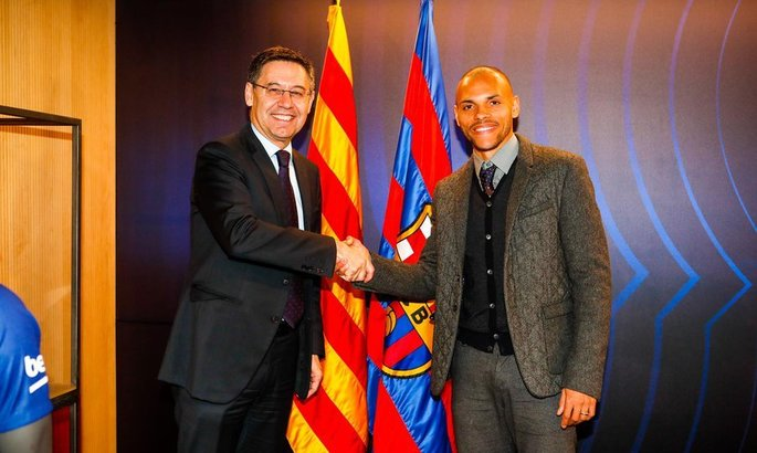Бартомеу, йди! Трансфер Брейтвейта - вирок керівництву Барселони