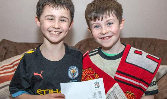 10-летний фанат МЮ отправил Клоппу письмо с просьбой проиграть – Юрген ответил мальчику