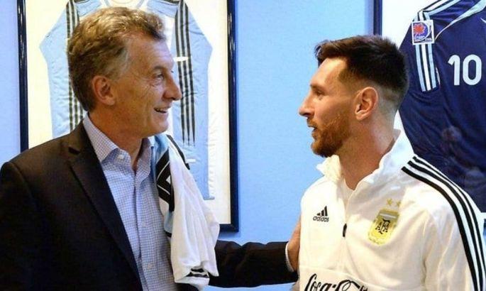 Marca: В Аргентине началось расследование – за Месси могла шпионить налоговая служба