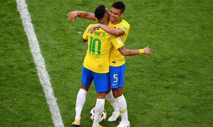 Тите: Каземиро – тактический лидер сборной Бразилии, Неймар –технический