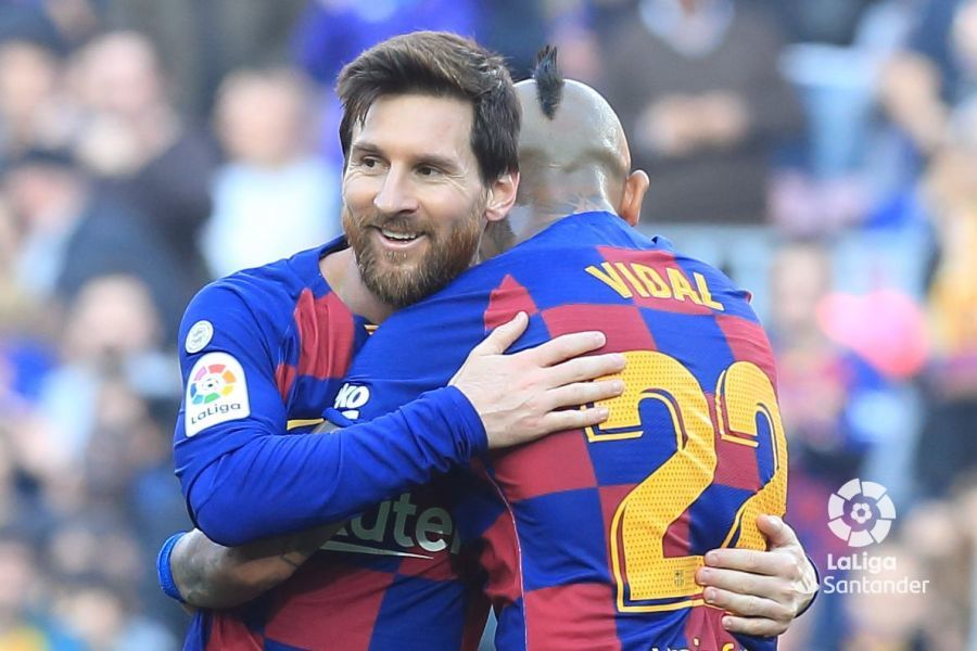 Примера. 25-й тур. Барселона - Эйбар 5:0. Месси против всех - изображение 2
