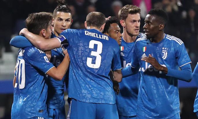 Серия А. Рекорд Криштиану Роналду и гостевая победа Ювентуса, Болонья спасается