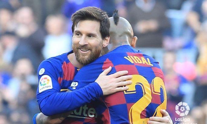 Театр одного актера. Барселона - Эйбар 5:0. Обзор матча и видео голов