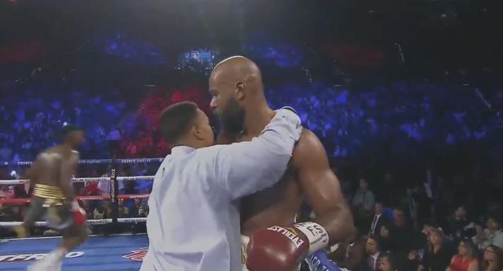 Деонтей Уайлдер - Тайсон Фьюри: Текстовая онлайн-трансляция боя за титул WBC. Как это было - изображение 4