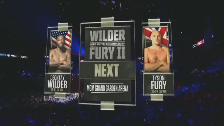 Деонтей Уайлдер - Тайсон Фьюри: Текстовая онлайн-трансляция боя за титул WBC. Как это было - изображение 3
