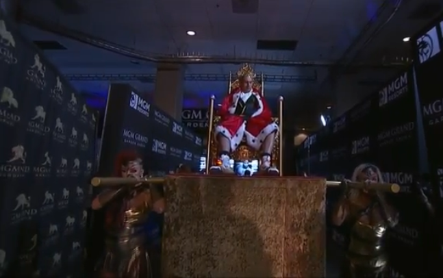 Деонтей Уайлдер - Тайсон Фьюри: Текстовая онлайн-трансляция боя за титул WBC. Как это было - изображение 2