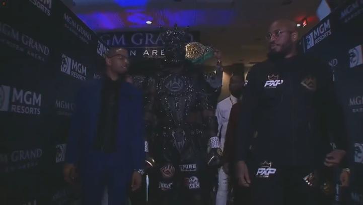 Деонтей Уайлдер - Тайсон Фьюри: Текстовая онлайн-трансляция боя за титул WBC. Как это было - изображение 1