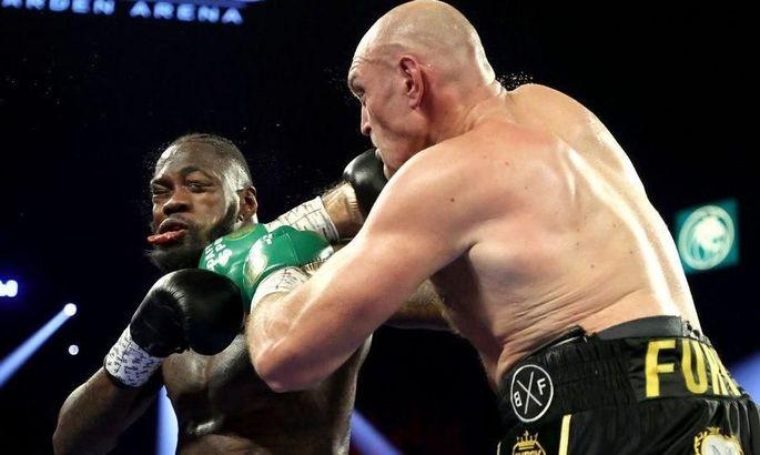 Тайсон Фьюри нокаутирует Деонтея Уайлдера и завоевывает титул чемпиона WBC