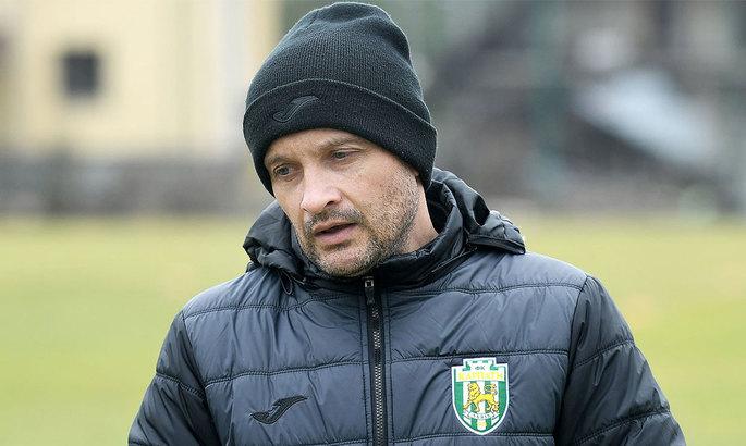 Главный тренер Карпат Роман Санжар со своим штабом уходит из клуба - СМИ