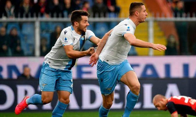 Серия А. Лацио не поддается эйфории и вновь побеждает