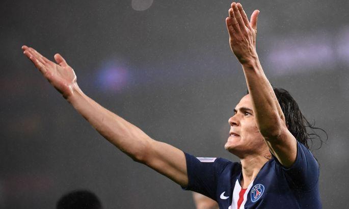 Кавани забил свой 200-й гол в составе ПСЖ