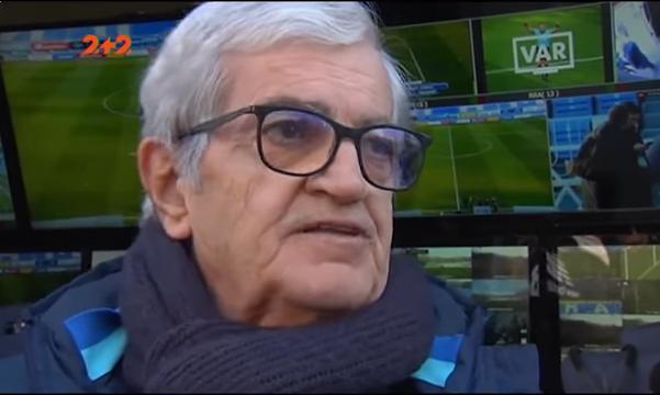 Лучано Лучі: В інших країнах VAR фінансують не асоціації, а професійні ліги