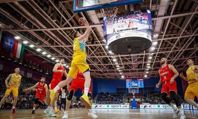 Україна йде 29-ю в рейтингу ФІБА