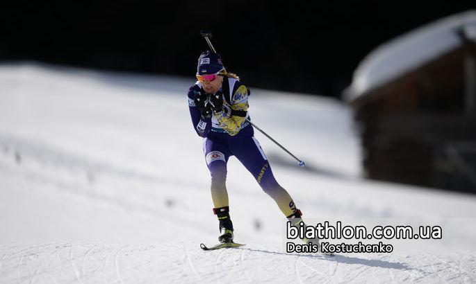 Вита Семеренко и Прима – в составе сборной Украины на чемпионат Европы