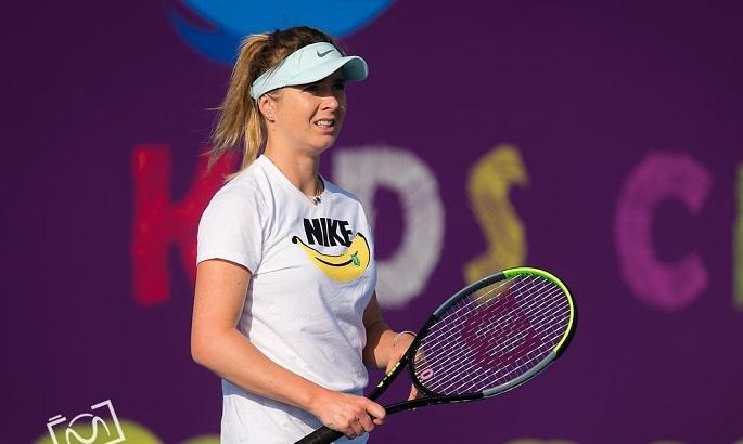 Свитолина проиграла в первом матче в Дохе. В этом сезоне у Элины 5 поражений в 9 матчах