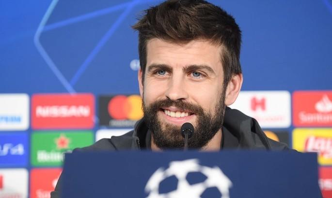 Пике: Барселону нельзя назвать фаворитом Лиги Чемпионов, но у нас есть шанс на победу