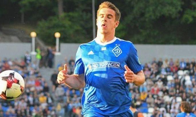 Беседин возобновил тренировки с Динамо