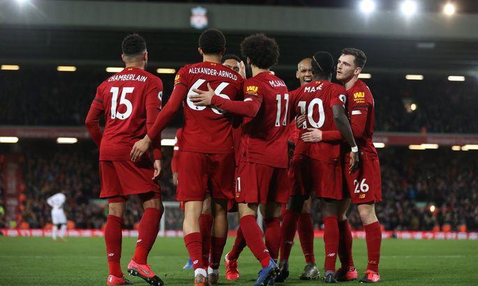 Действительно чемпионский сезон. Ливерпуль – Вест Хэм 3:2. Обзор матча и видео голов