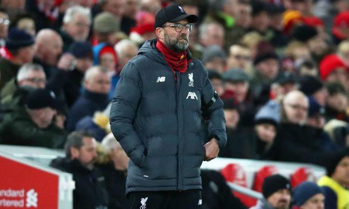Клопп: Рекорд Манчестер Сити? Я думал, что его даже никогда не повторят – не могу поверить