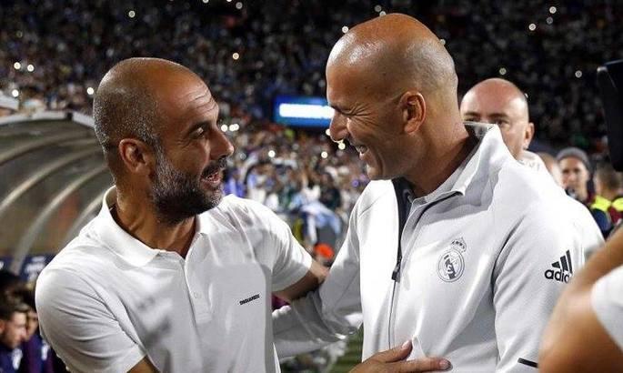 Пеп Гвардиола: Мы невероятно рады играть с Реалом, королем ЛЧ