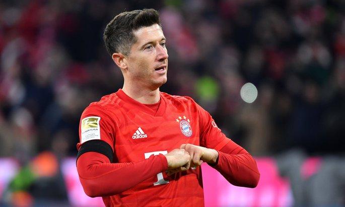 Официально: Бавария теряет Левандовски на 4 недели