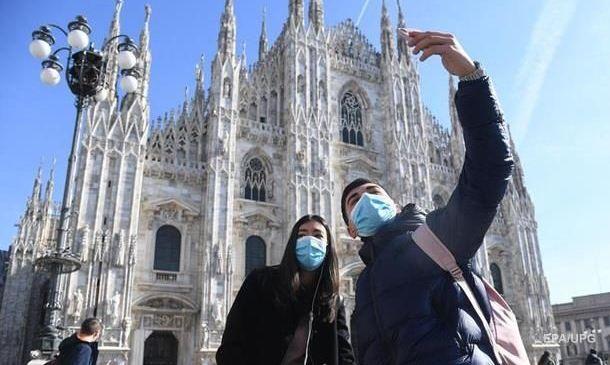 Чохонелидзе: В итальянских СМИ из-за коронавируса настоящая паника