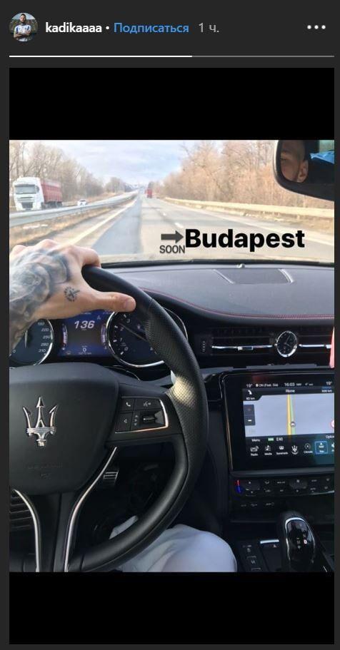 Динамо виключило Кадара із заявки УПЛ, угорець збирається в Будапешт - изображение 1