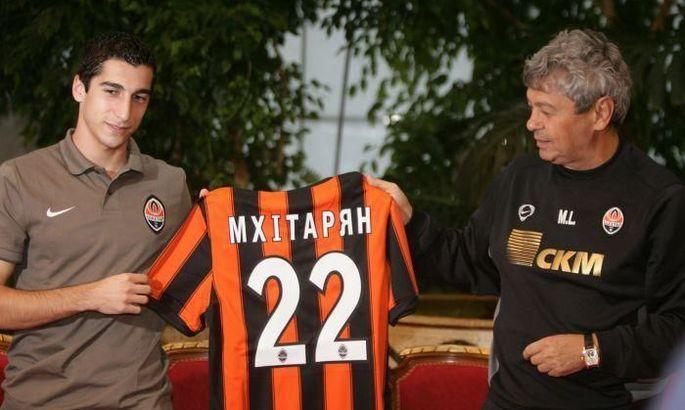 Луческу: Мхитарян - самый сильный игрок, которого я когда-либо тренировал
