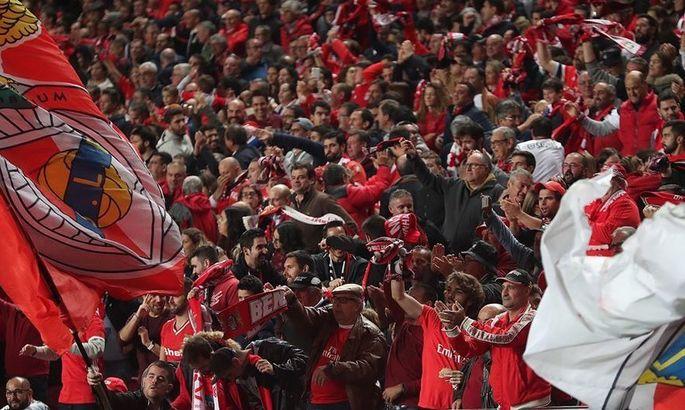 Жозе Боту: В Португалии живет 10 миллионов человек, из них 6 миллионов поддерживают Бенфику