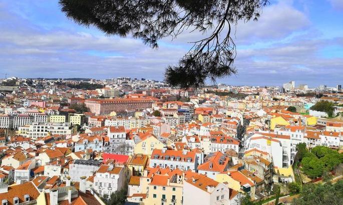 Раскрашенная реальность. Не влюбиться в Лиссабон можно, но оставаться равнодушным к нему – нет