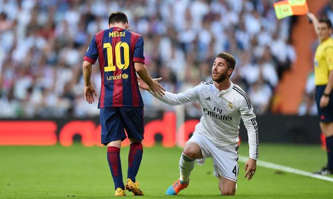 Рамос: Победа в Эль-Класико над Барселоной всегда поднимает командный дух в раздевалке Реала