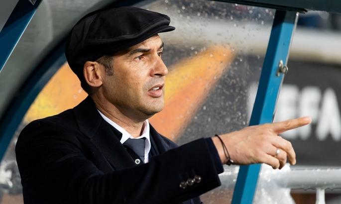 Рома готова продлить контракт с Фонсекой, если клуб выйдет в Лигу Чемпионов