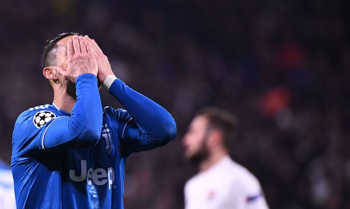 Роналду: Ювентус сосредоточен на матче против Интера, Лига Чемпионов будет позже
