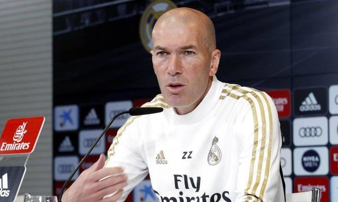 Зидан: Реал выдал отличную концовку, но мы не должны преуменьшать достижения Барсы