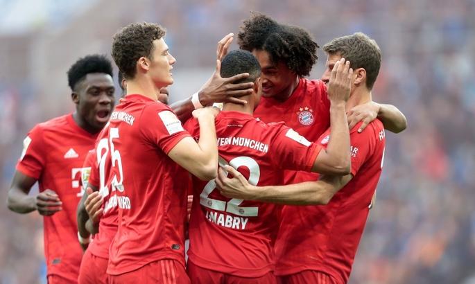 Хоффенхайм - Баварія 0:6. Огляд матчу та відео голів