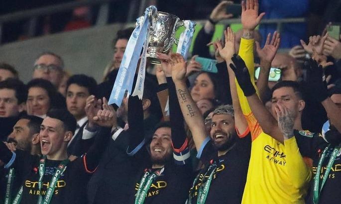 Кубок лиги. Финал. Астон Вилла - Манчестер Сити 1:2. Первый трофей горожан в сезоне - изображение 3