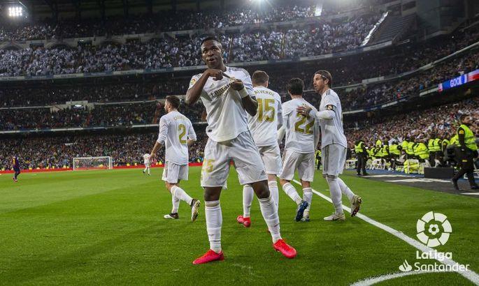 Прімера. 26-й тур. Реал - Барселона 2:0. З боягузтвом Вальверде було ліпше, або Навіть Брайтвайт не допоміг