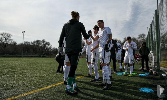 Заря отпустила в Полесье защитника молодежной команды