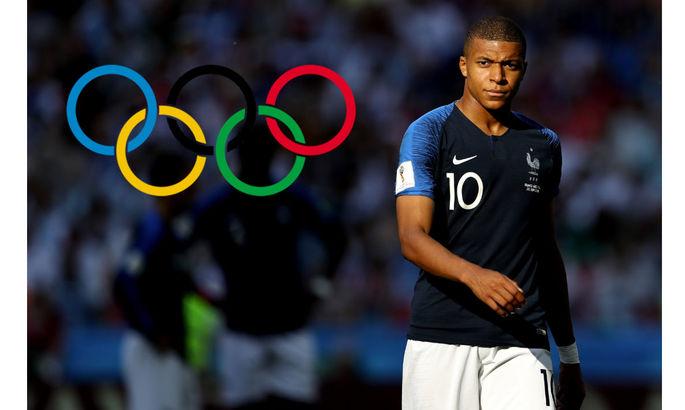 Мбаппе включили в попередній склад збірної Франції на Олімпіаду-2020, але ПСЖ – проти?