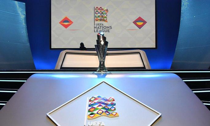Украина сыграет в дивизионе В в следующем сезоне Лиги Наций