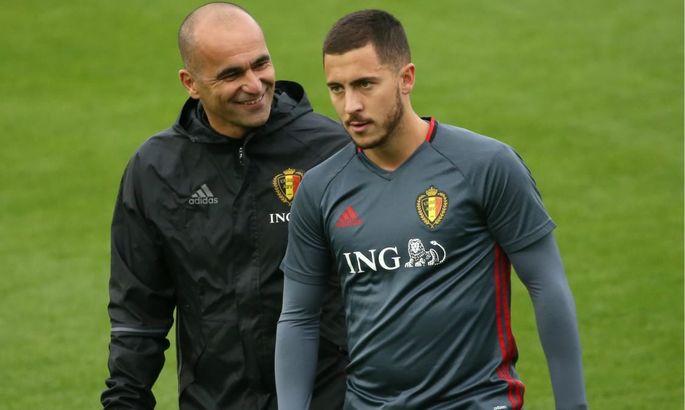Роберто Мартінес: Азар повністю адаптувався до Ла Ліги і Реалу
