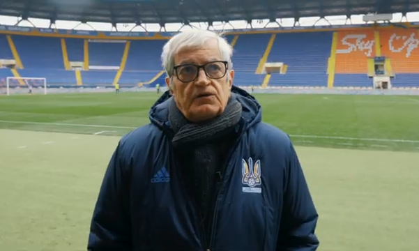 Лучано Лучі показав, як відбувається VAR-тестування стадіону