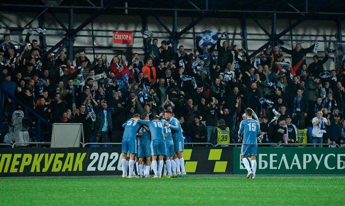 Динамо Брест получило лицензию от УЕФА на следующий сезон