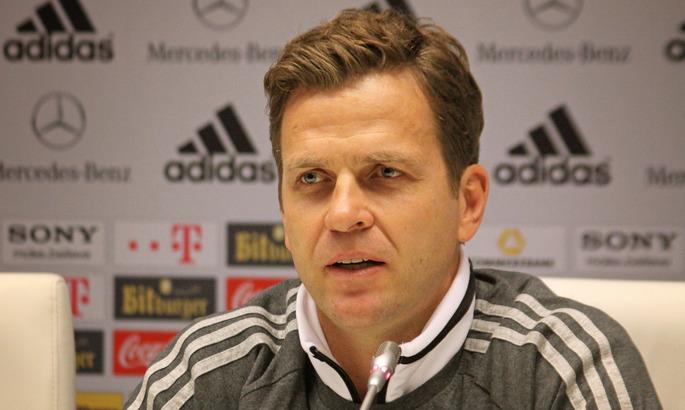 Бирхофф считает, что в матчах с Украиной Германия должна реабилитироваться