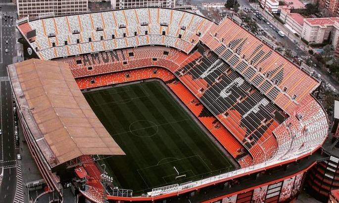 Официально: Один из матчей Лиги Чемпионов пройдет без зрителей из-за коронавируса
