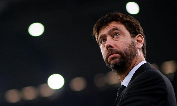 Аньелли покинул исполнительный комитет УЕФА