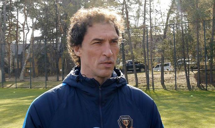 На примере Мальдини и Кравченко коуч Днепра-1 указал на необходимость реформ в украинском футболе